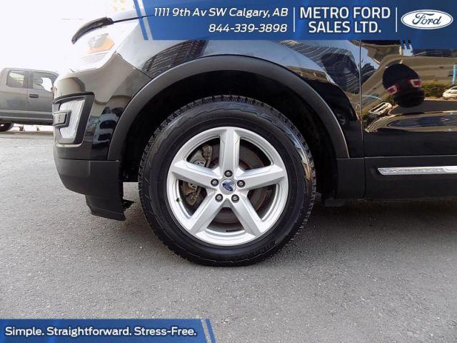 2017 Ford Explorer XLT  - $202 B/W