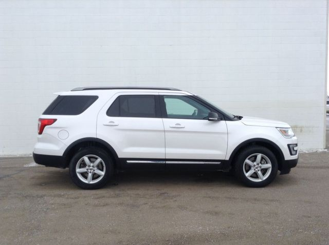 2017 Ford Explorer 4 Door Sport Utility