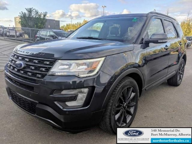 2017 Ford Explorer XLT  |3.5L|Rem Start|Nav|Twin Panel Moonroof|XLT Appearance Pkg