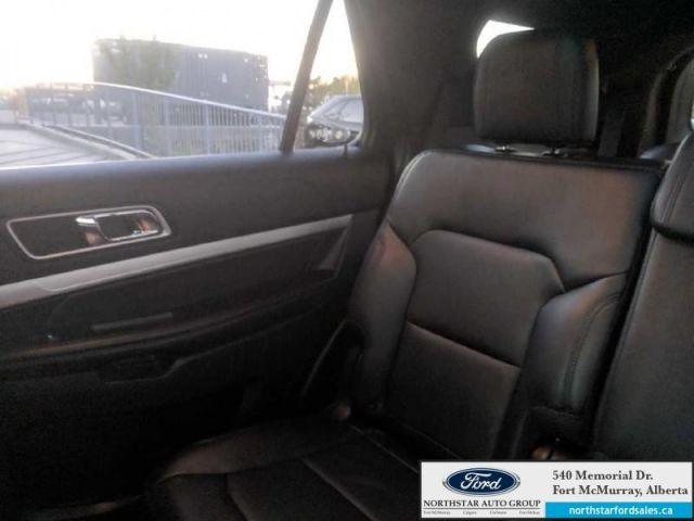 2017 Ford Explorer XLT 4WD 3.5L Rem Start Nav Twin Panel Moonroof