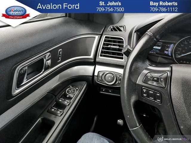 2017 Ford Explorer XLT - 4WD