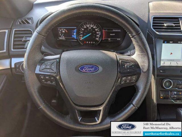 2017 Ford Explorer XLT  |3.5L|Rem Start|Nav|Twin Panel Moonroof|Tech Pkg|Appearance