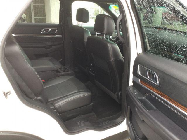 2017 Ford Explorer Limited  - Navigation -  Cooled Seats
