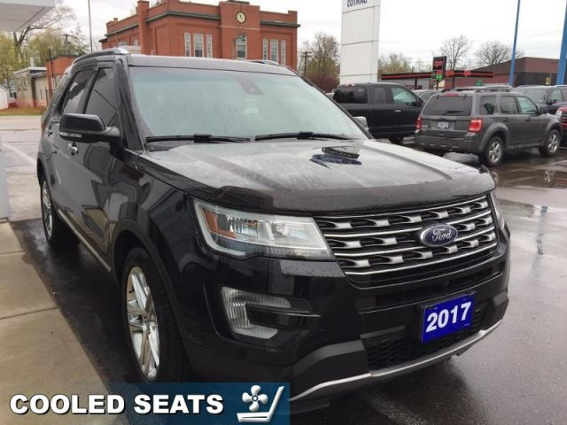 2017 Ford Explorer Limited  - $226 B/W - Low Mileage