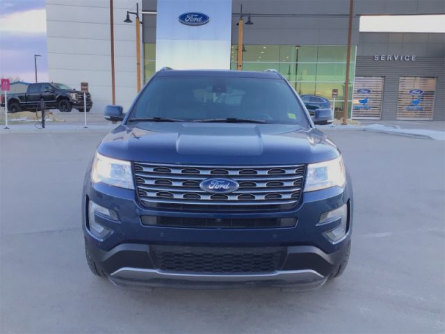 2017 Ford Explorer Limited   CPO RATES FROM 2.9%  LEATHER ROOF NAVI  $254 B/W
