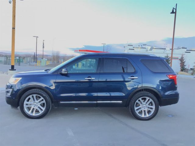 2017 Ford Explorer Limited  |CPO RATES FROM 2.9% |LEATHER|ROOF|NAVI  $254 B/W