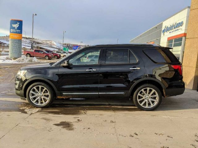 2017 Ford Explorer Limited AWD  |UP TO $10,000 CASH BACK O.A.C