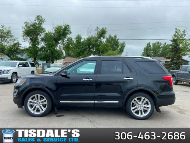 2017 Ford Explorer Limited  - Navigation -  Cooled Seats