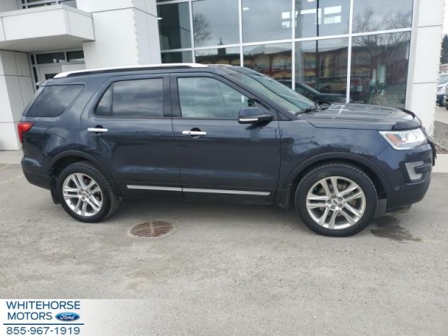 2017 Ford Explorer Limited  - $188 B/W