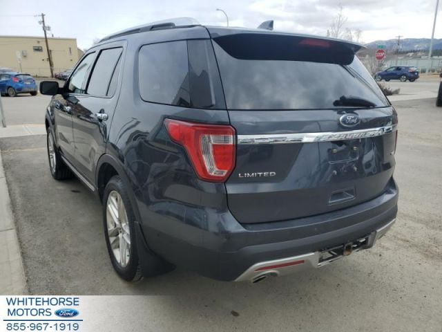 2017 Ford Explorer Limited  - $201 B/W