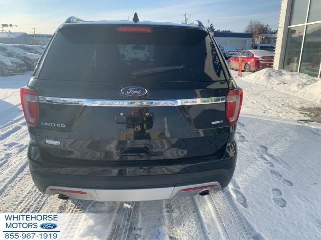 2017 Ford Explorer Limited  - $202 B/W