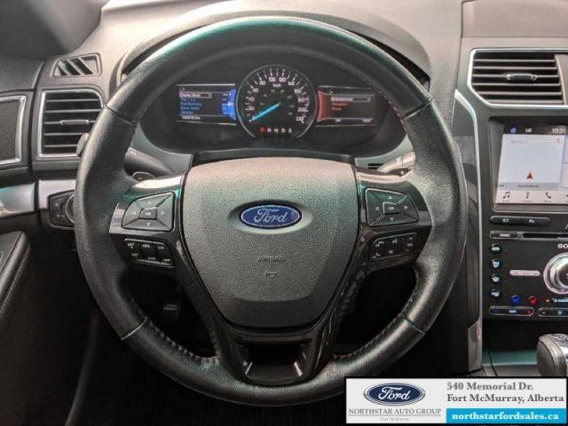 2017 Ford Explorer Sport  |3.5L|Rem Start|Nav|Twin Panel Moonroof|Running Boards