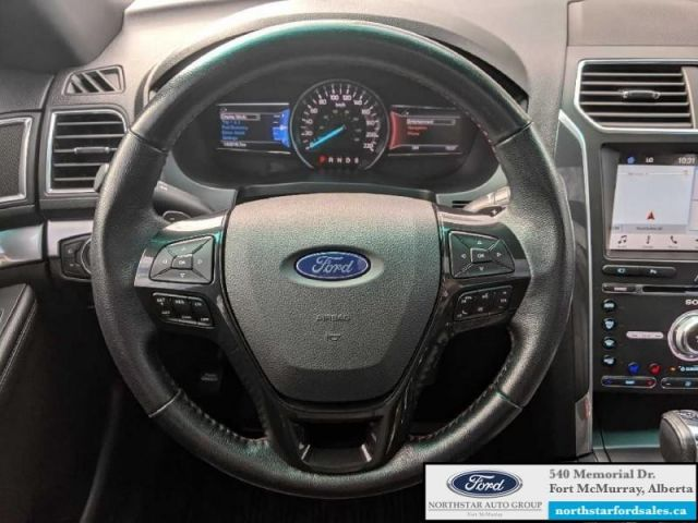 2017 Ford Explorer Sport  |3.5L|Rem Start|Nav|Twin Panel Moonroof|Running Boards