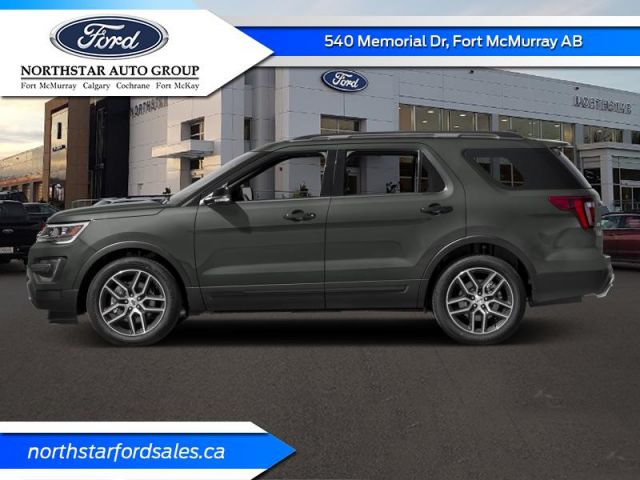 2017 Ford Explorer Sport 4WD  |ALBERTA'S #1 PREMIUM PRE-OWNED SELECTION