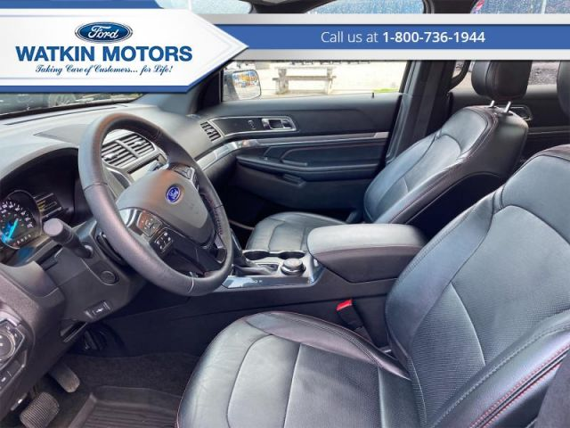2017 Ford Explorer Sport