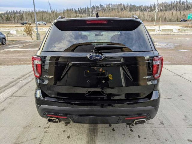 2017 Ford Explorer Sport AWD  |2 YEARS / 40,000KMS EXTENDED POWERTRAIN WARRANTY INC