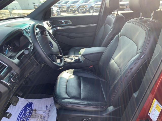 2017 Ford EXPLORER Sport  Twin Turbo V6