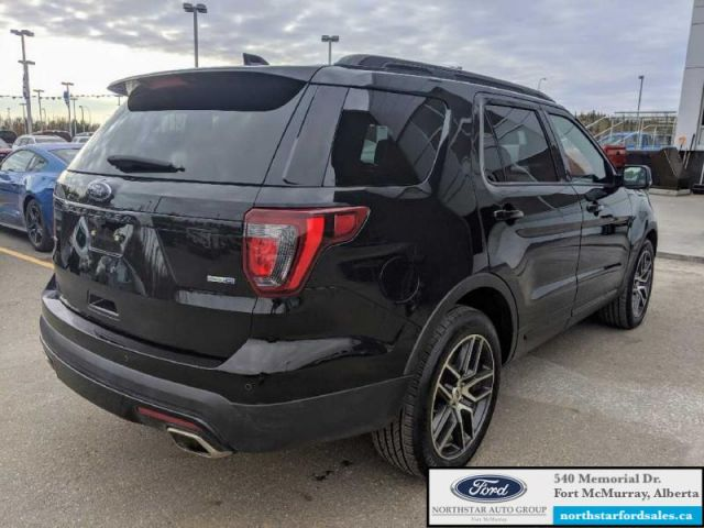 2017 Ford Explorer Sport  |3.5L|Rem Start|Nav|Twin Panel Moonroof|Low Mileage