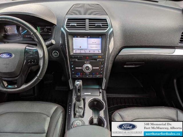 2017 Ford Explorer Sport  |3.5L|Rem Start|Nav|Twin Panel Moonroof|2nd Row Console