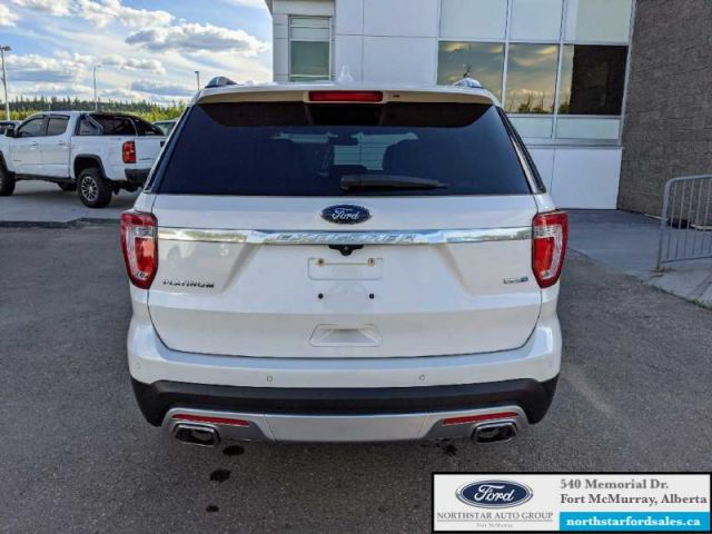 2017 Ford Explorer Platinum  |ASK ABOUT NO PAYMENTS FOR 120 DAYS OAC
