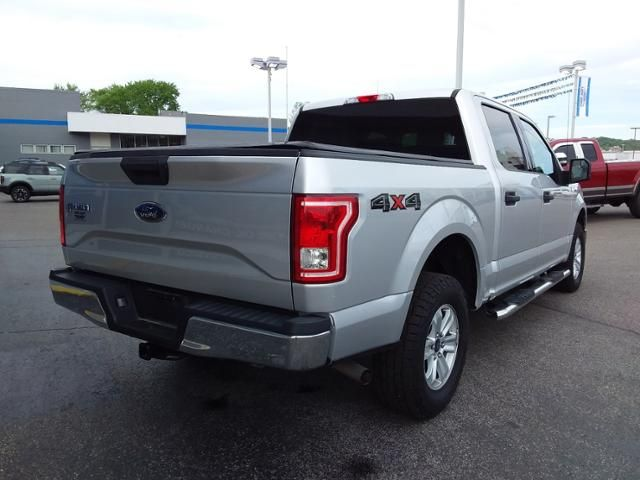 2017 Ford F-150 XLT 4WD SuperCrew 5.5 Box