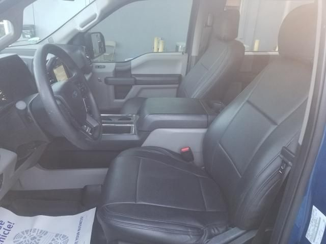 2017 Ford F-150 XL 4WD SuperCrew 5.5 Box