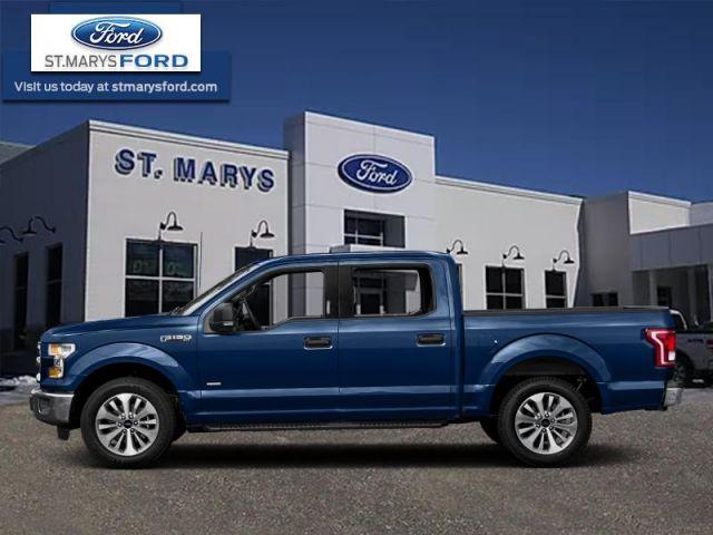 2017 Ford F-150 XLT  - Navigation - $441 B/W