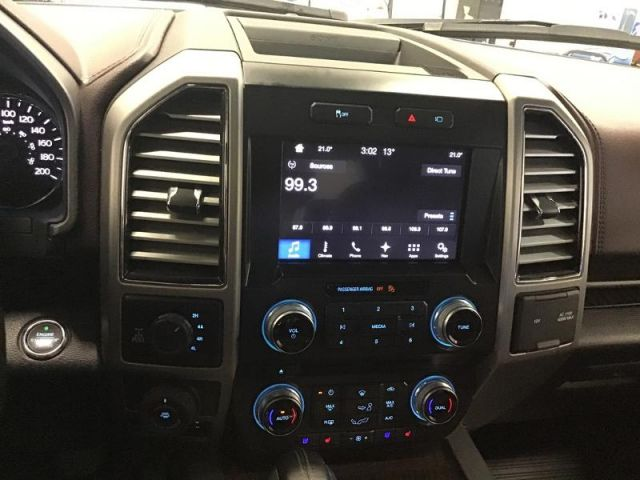 2017 Ford F-150 PLATINUM-FINANCE STARTING