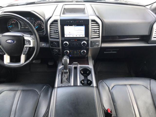 2017 Ford F-150 Platinum  |ALBERTA'S #1 PREMIUM PRE-OWNED SELECTION