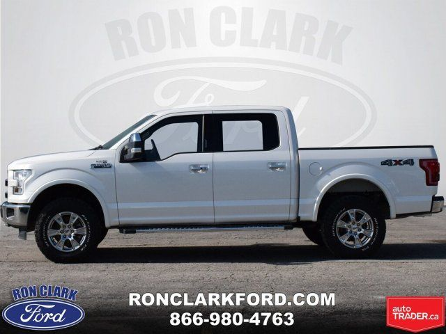 2017 Ford F-150 Lariat, Clean* Navigation and Leather