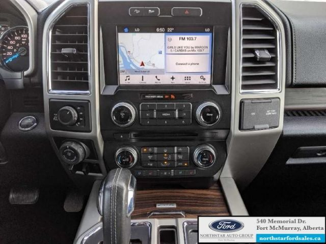 2017 Ford F-150 Lariat   5.0L Rem Start Nav FX4 Offroad Pkg