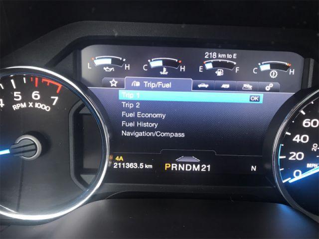 2017 Ford F-150 Platinum  - Navigation -  Leather Seats
