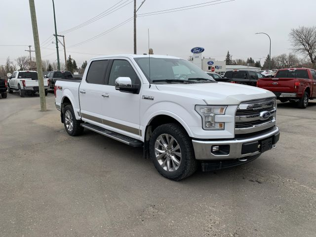 2017 Ford F-150 Lariat Crew,502a,Moonroof
