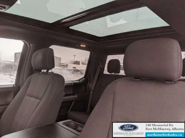 2017 Ford F-150 XLT   5.0L Rem Start Twin Panel Moonroof Sport Pkg