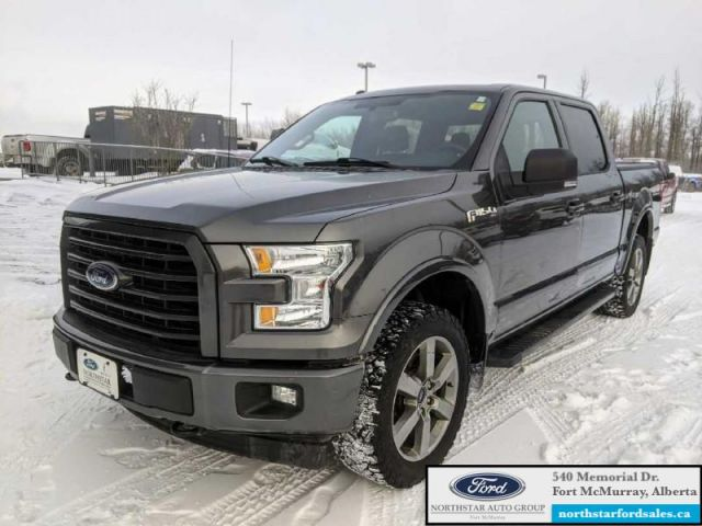 2017 Ford F-150 XLT  |5.0L|Rem Start|Twin Panel Moonroof|Sport Pkg