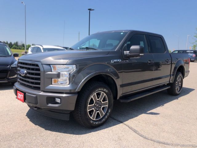 2017 Ford F-150 XLT  Sport Package, Remote Start, Navigation, Heated Seats, Powe
