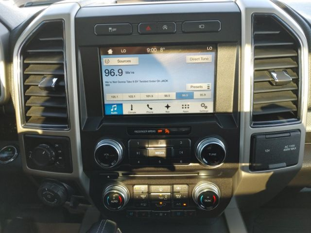 2017 Ford F-150 Lariat  -  Bluetooth - $350 B/W