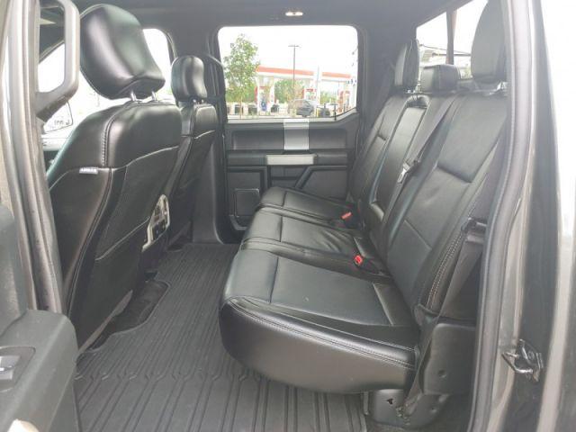 2017 Ford F-150 Lariat  - Navigation - Sunroof - $300 B/W