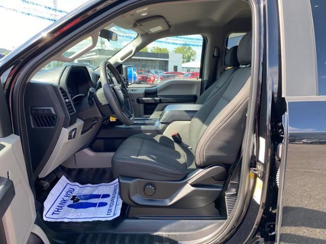 2017 Ford F-150 XL 4WD SuperCrew 5.5 Box