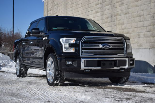 2017 Ford F-150 Limited  | 4X4 | LEATHER |