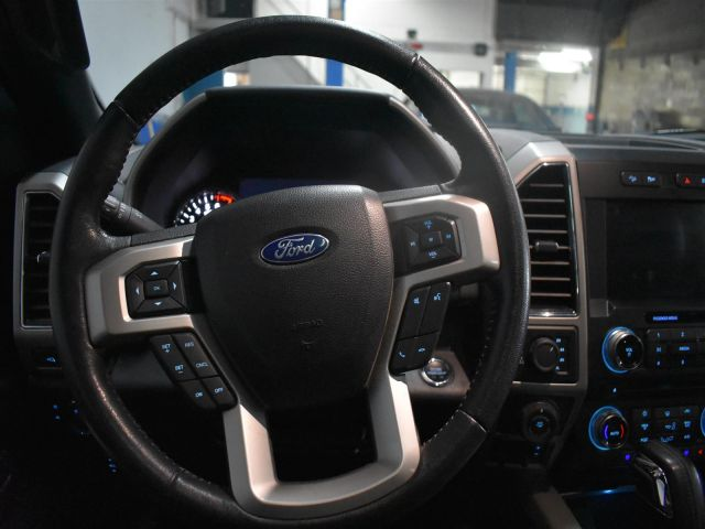 2017 Ford F-150 LARIAT * POWER DRIVER SEAT * BACKUP CAM * NAV *