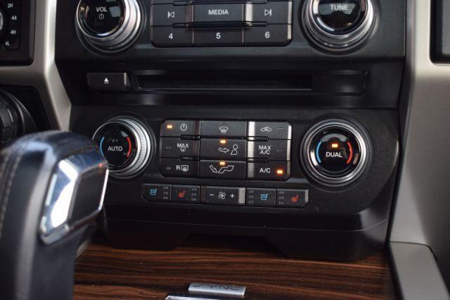 2017 Ford F-150 Lariat  -  Bluetooth
