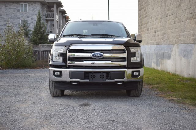 2017 Ford F-150 Lariat  POWER SIDE STEPS | 4X4