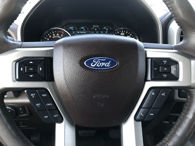 2017 Ford F-150 King Ranch 4WD SuperCrew 5.5 Box