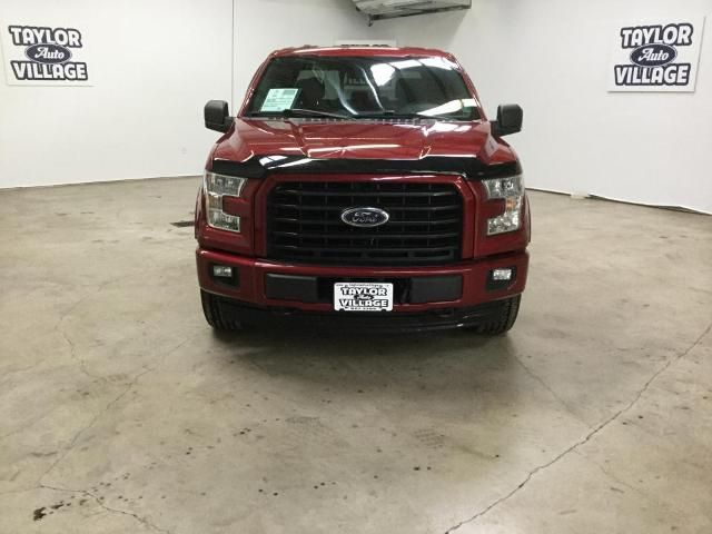 2017 Ford F-150 145