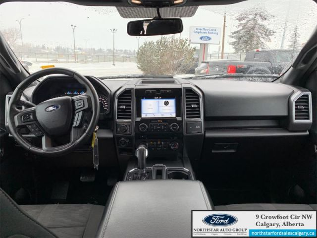 2017 Ford F-150 XLT  |SPORT PKG| 302A| ECOBOOST| 4X4| - $286 B/W