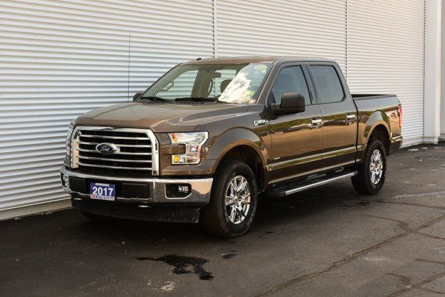 2017 Ford F-150 XLT / 4X4 / BACK UP CAM / TRAILER TOW PKG