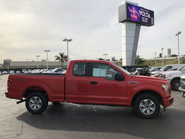 2017 Ford F-150 XL 2WD SuperCab 6.5 Box