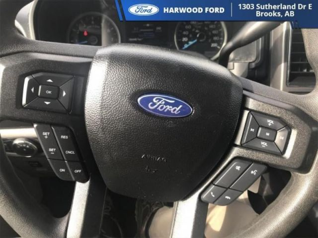 2017 Ford F-150 - BACKUP CAMERA-KEYLESS ENTRY-214 B/W