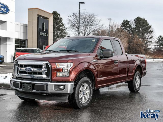 2017 Ford F-150 - Certified